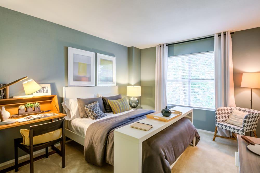 Bedroom at Residences at Belmont in Fredericksburg