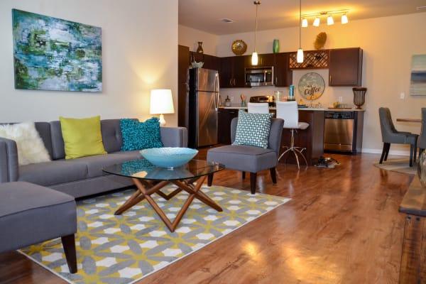 Springs Apartment Communities in Ohio