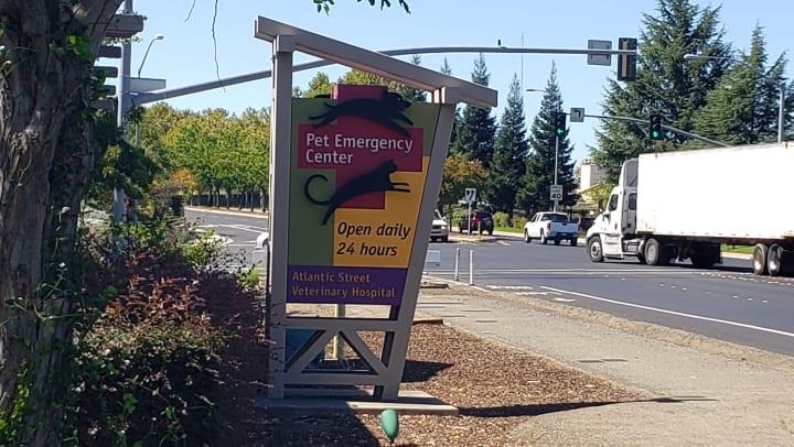 Pet ER Atlantic Street Roseville CA