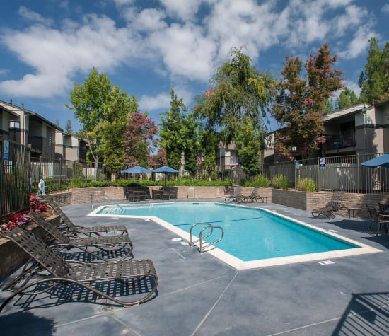 Valley Ridge Apartment Homes, a sister property to Regency Plaza Apartment Homes in Martinez, California