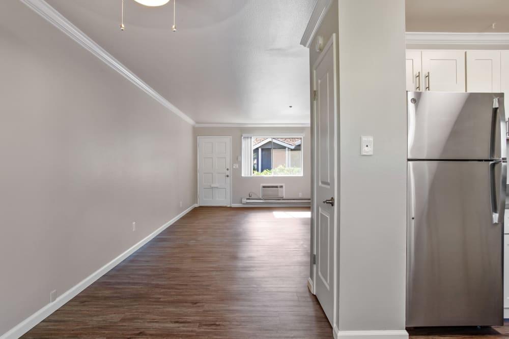 Living Room at Spring Lake Apartment Homes in Santa Rosa, California