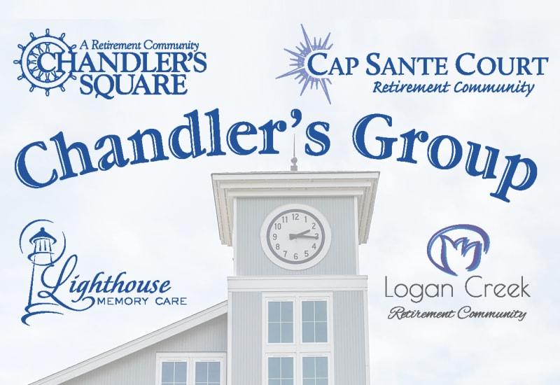 Chandler's Group logos