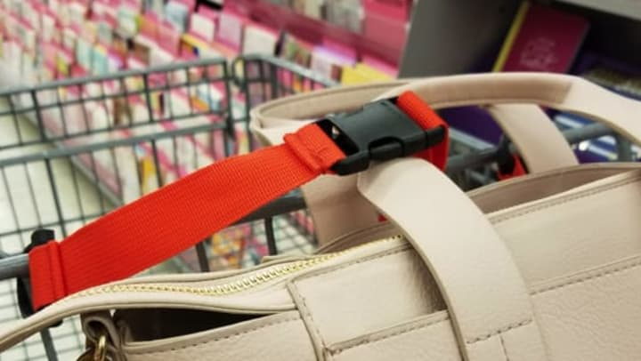 Keeping Your Purse Safe In Your Shopping Cart