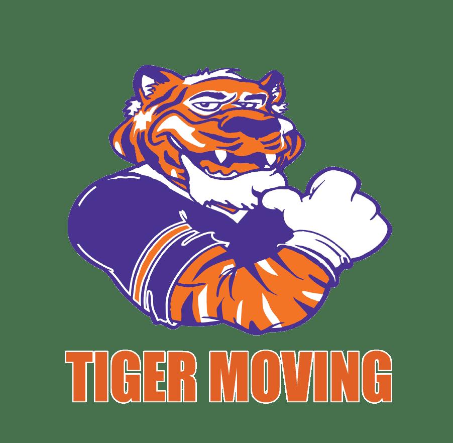 Tiger Moving Logo