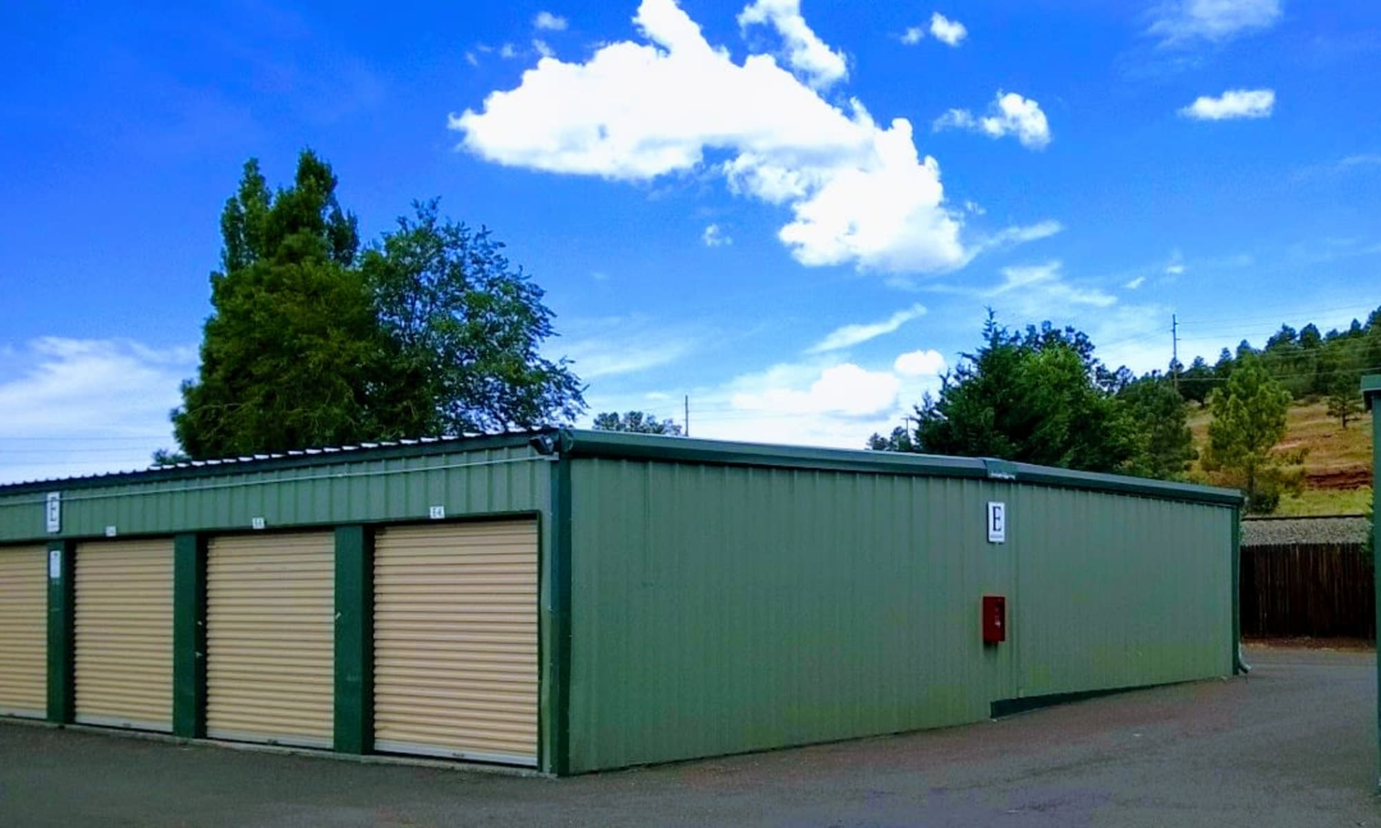Self storage in Flagstaff AZ