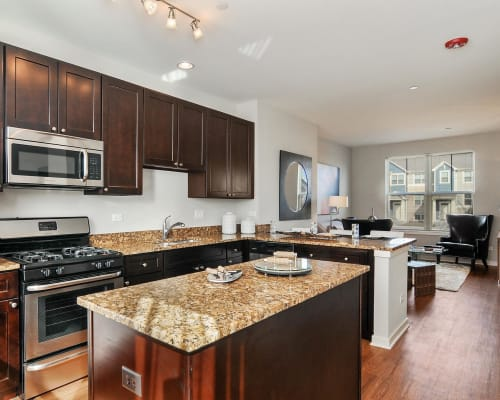 View our floor plans at The Oaks Of Vernon Hills in Vernon Hills, Illinois