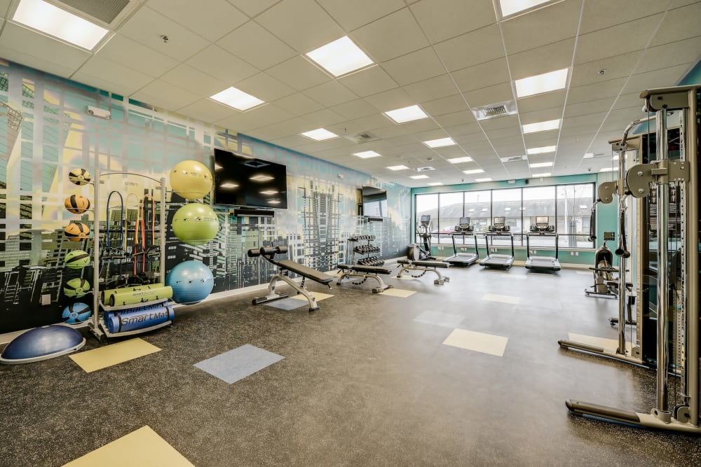 Our Apartments in Everett, Washington offer a Gym