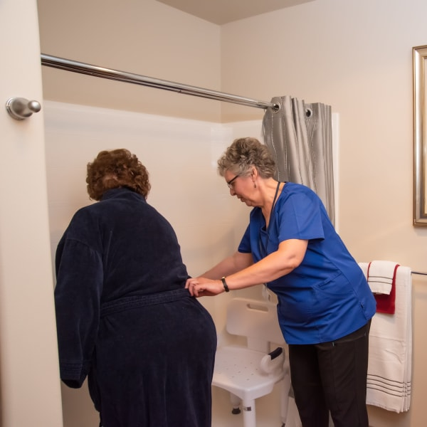 Occupational Therapy at Careage Home Health in Lakewood, Washington.