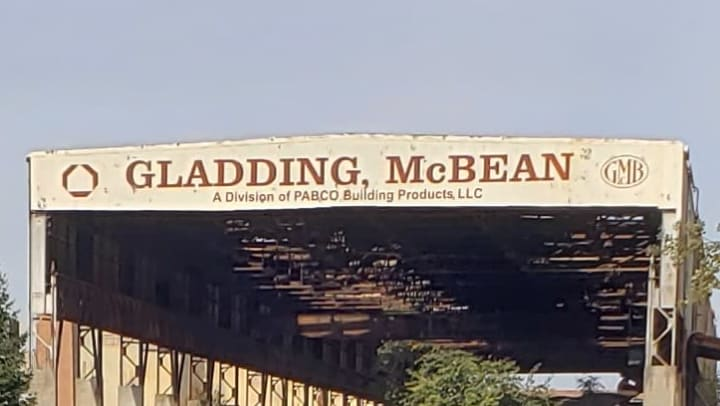 Gladding McBean Logo Lincoln California