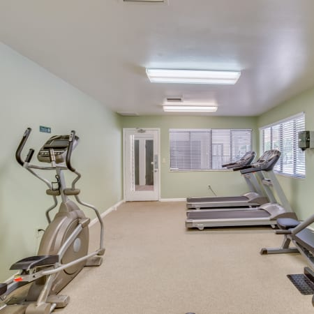 Cypress Cove's advanced fitness center