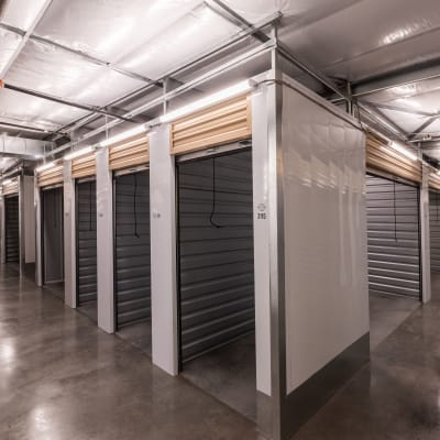 View the features at Cubes Self Storage in Millcreek, Utah