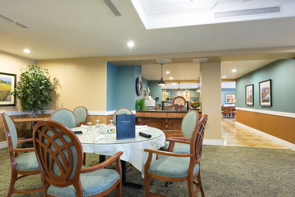 Month-to-Month Rentals at senior living community in Phoenix, AZ