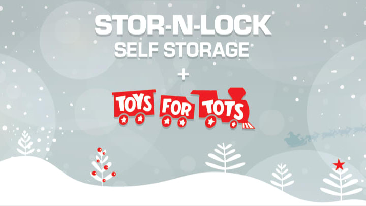 Toys for Tots at STOR-N-LOCK Self Storage