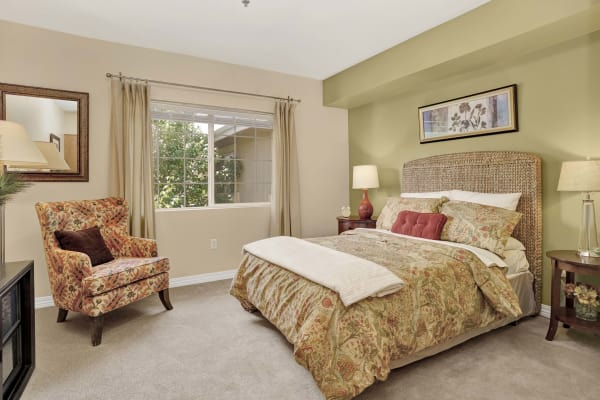 View the spacious floor plans that the senior living in Clearfield is offering