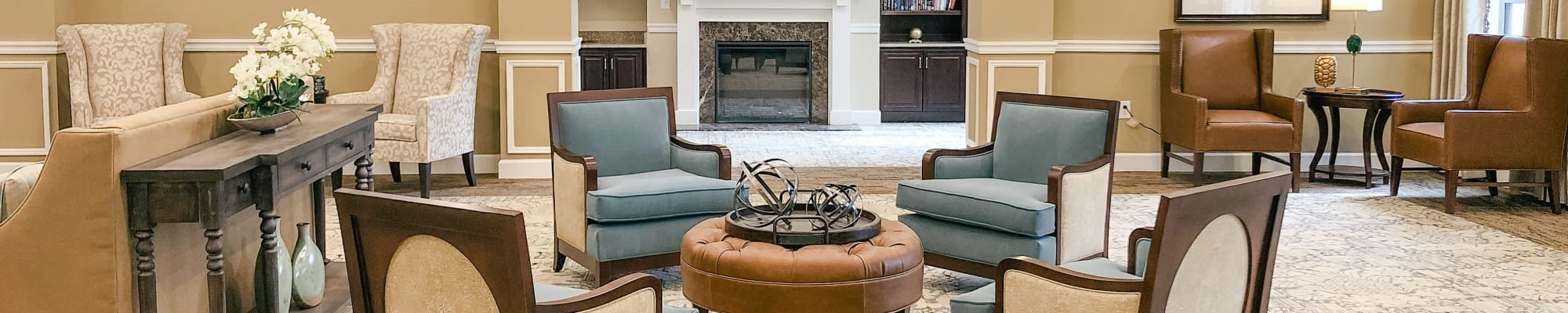 Living Options at Harmony at Greensboro in Greensboro, North Carolina