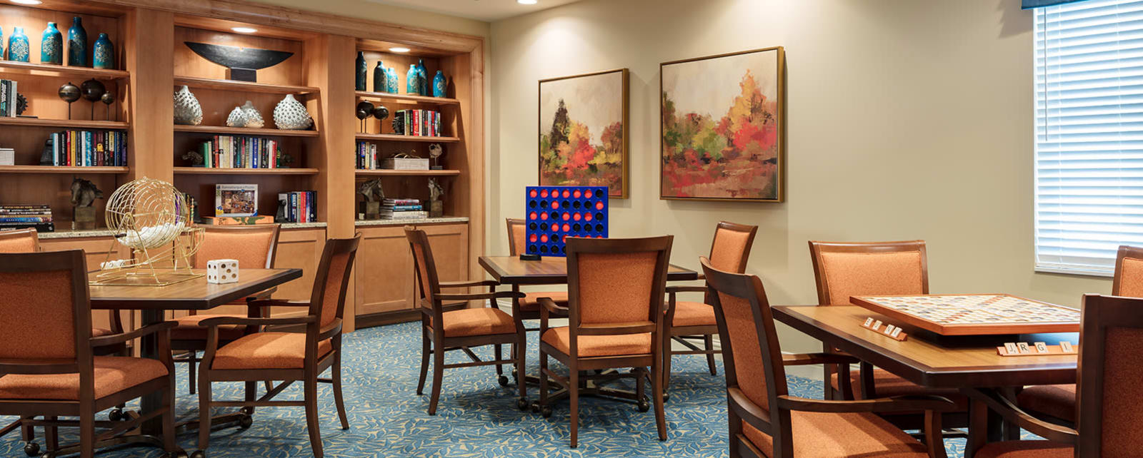 Schedule a senior living tour in Long Grove