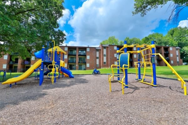 Playground at Taylor Park Apartment Homes in Nottingham, MD