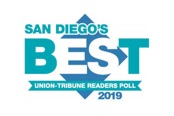 San Diego's Best of 2019 - Union-Tribute Readers Poll