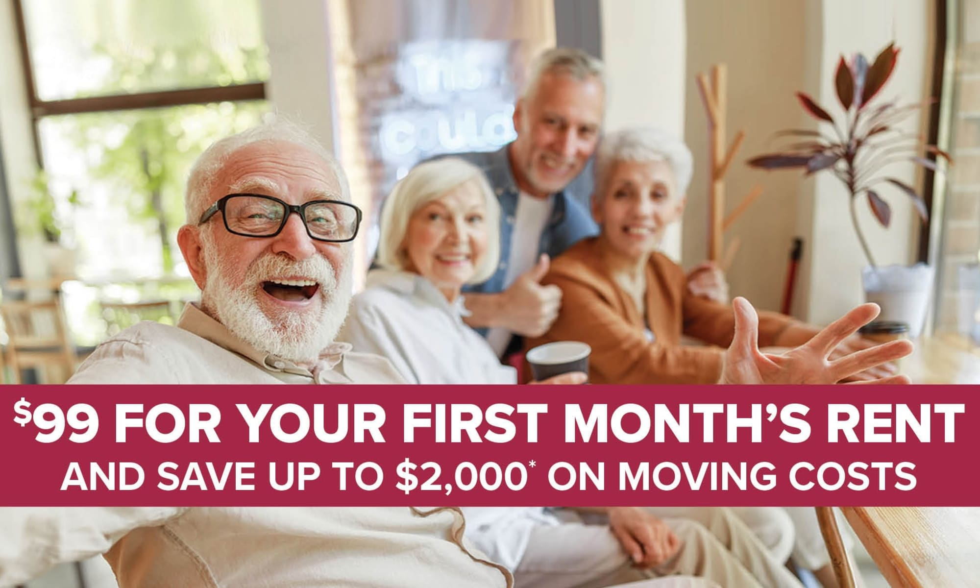 Portage senior living has amazing care options