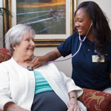 Skilled nursing at Clermont Park