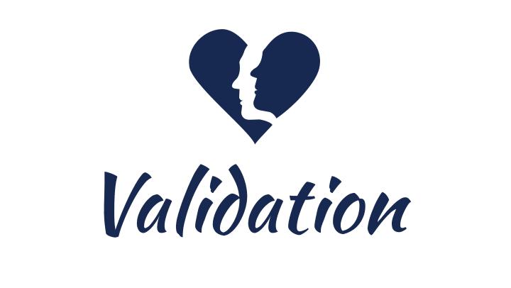 Navy Validation logo on white background
