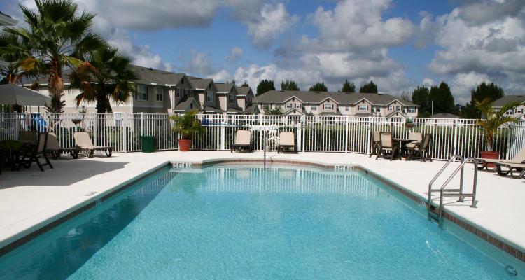 luxury amenities at Walker Woods