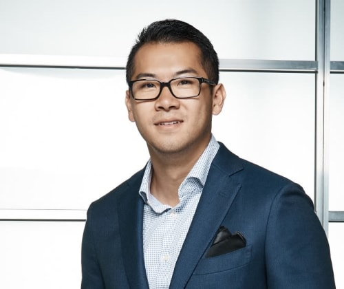 Bio photo for John Vu - Acquisitions Manager at Olympus Property Management in Fort Worth, Texas