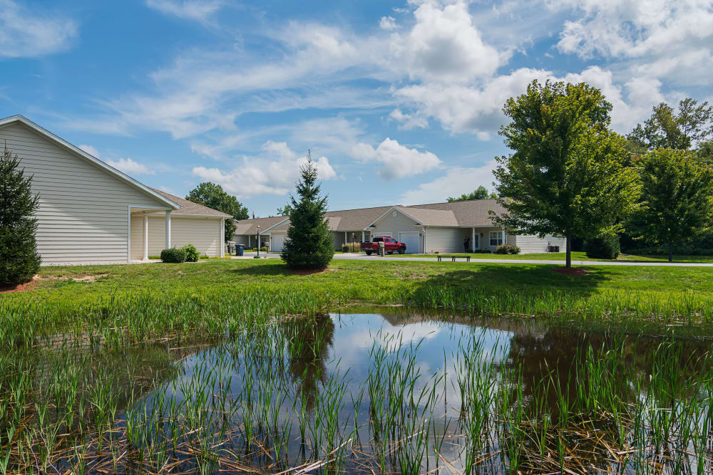 Independent Living Villas in Michigan City Indiana