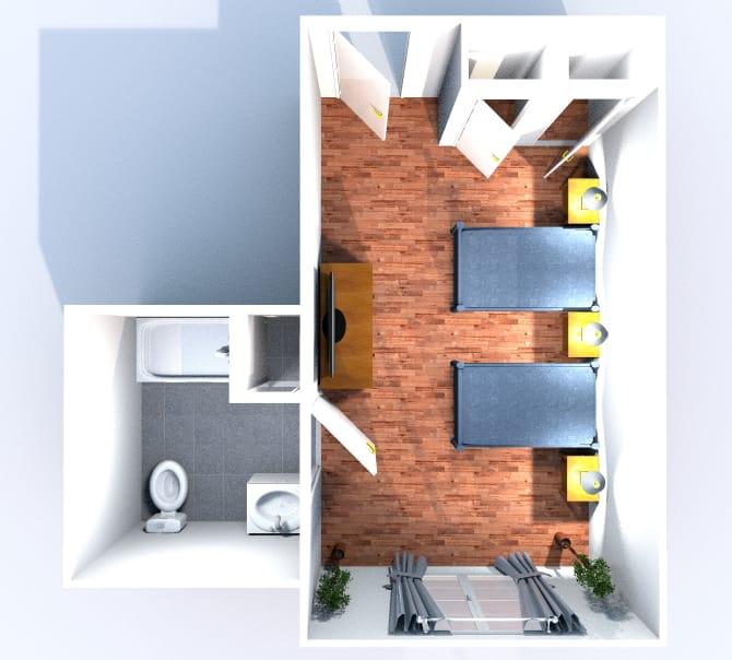 Senior Living Floor Plans