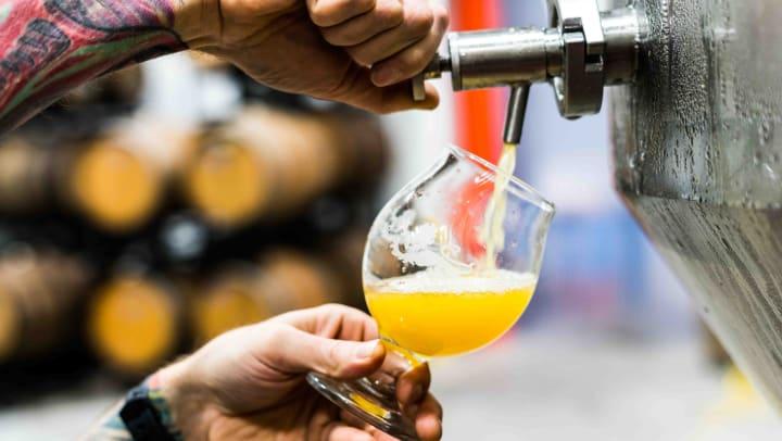 Forest Hills breweries