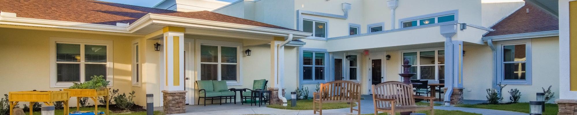 Our Community at CERTUS Premier Memory Care Living in Orange City, Florida.