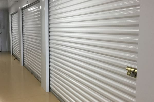 Self storage units for rent at Cardinal Self Storage - North Durham in Durham, NC