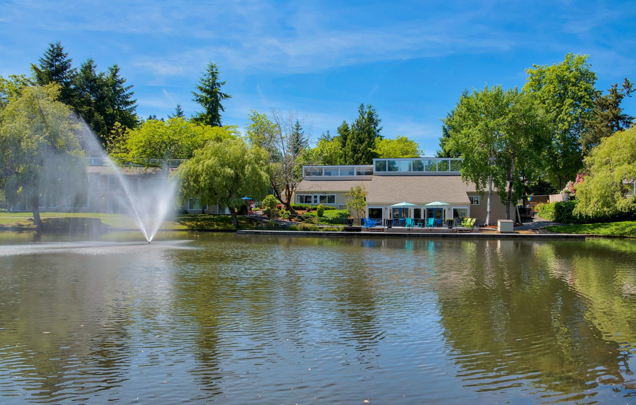 Apartments at Lakeside Landing Apartments in Tacoma, Washington