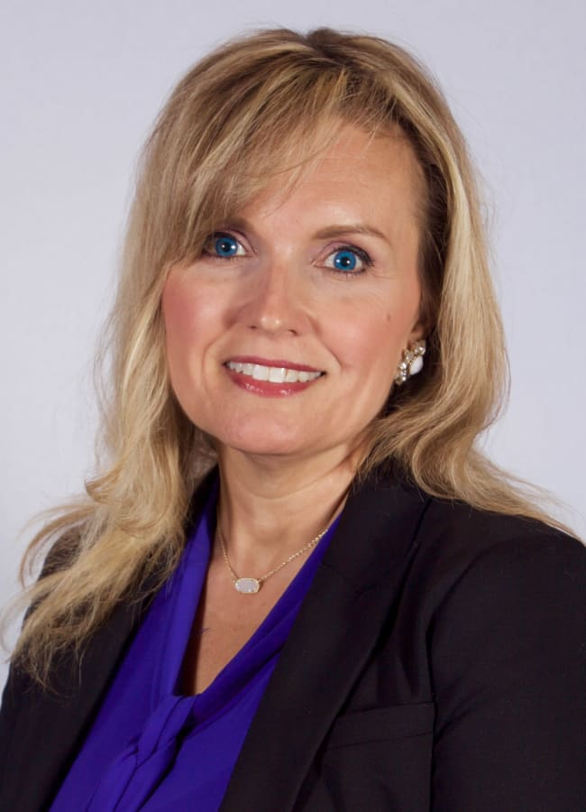Michelle Campbell, Senior Regional Manager of Harbor Group Management in Norfolk, Virginia