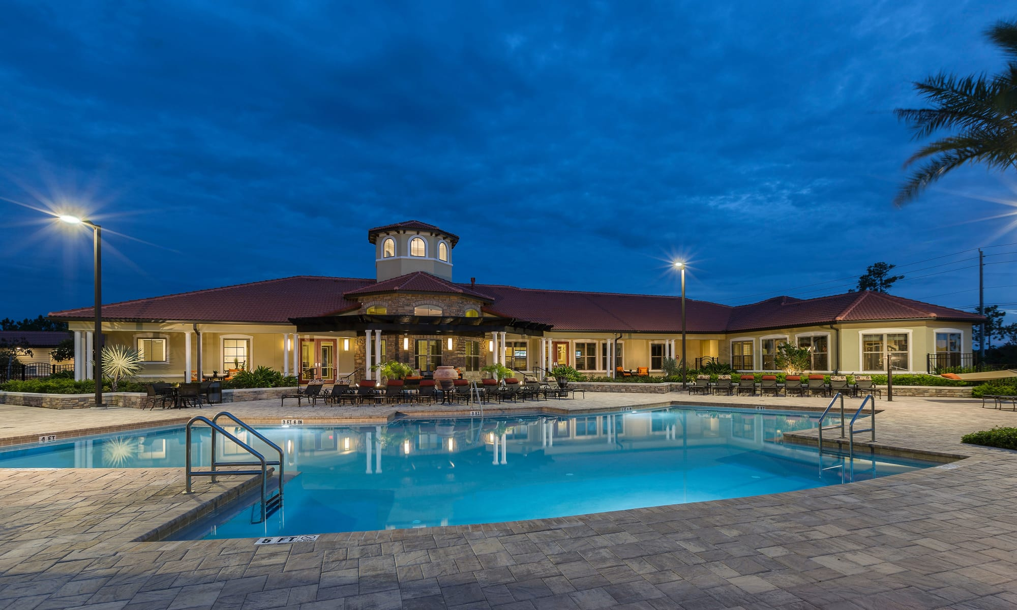 Luxury apartments in Daytona Beach, FL