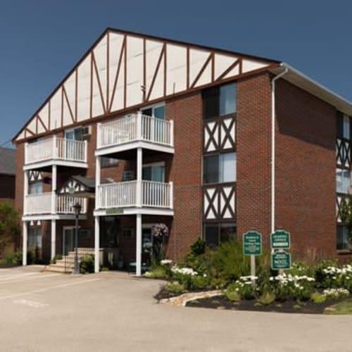 Olde Hampton Village apartments in Hampton New Hampshire