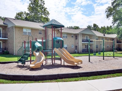 Playground at Moorestowne Woods Apartment Homes