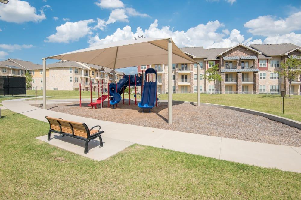 Playground at Estates of Richardson in Richardson, Texas