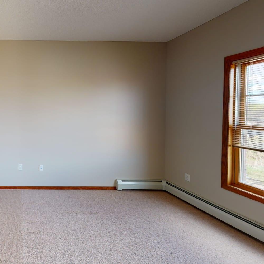 Bedroom at  Oaks Hiawatha Station in Minneapolis, Minnesota