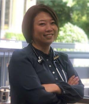 Dr. Honda, Nurse Practitioner at Patriots Glen in Bellevue, Washington.