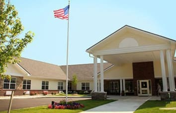 Link to Amber Manor Care Center's The Villages At Oak Ridge location