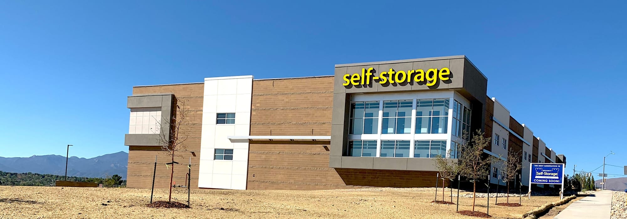 Security Self-Storage in Colorado Springs, Colorado