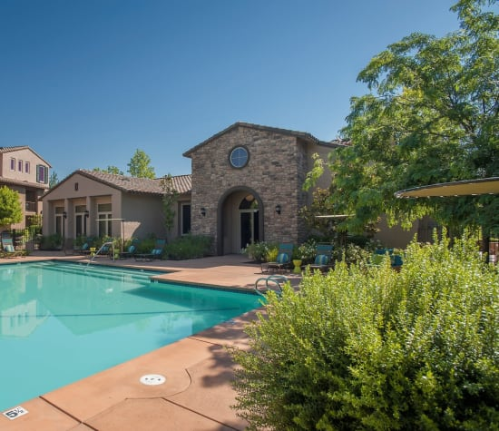 Venu at Galleria is a sister property near Deer Valley Apartment Homes in Roseville, California