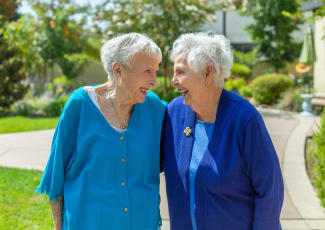 Meet new friends at our senior living community in Kissimmee
