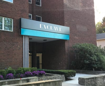 Enclave West apartments in West Hartford, Connecticut