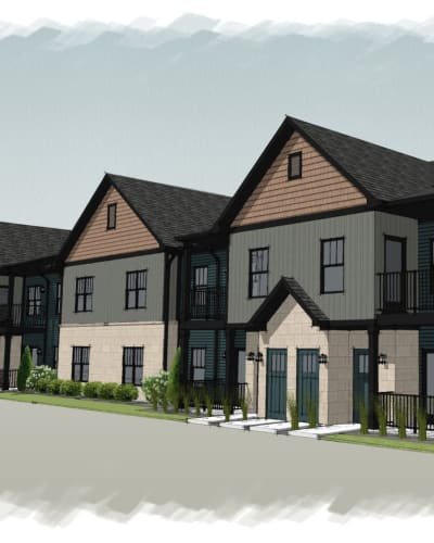 Gentry East Apartments of PLK Communities