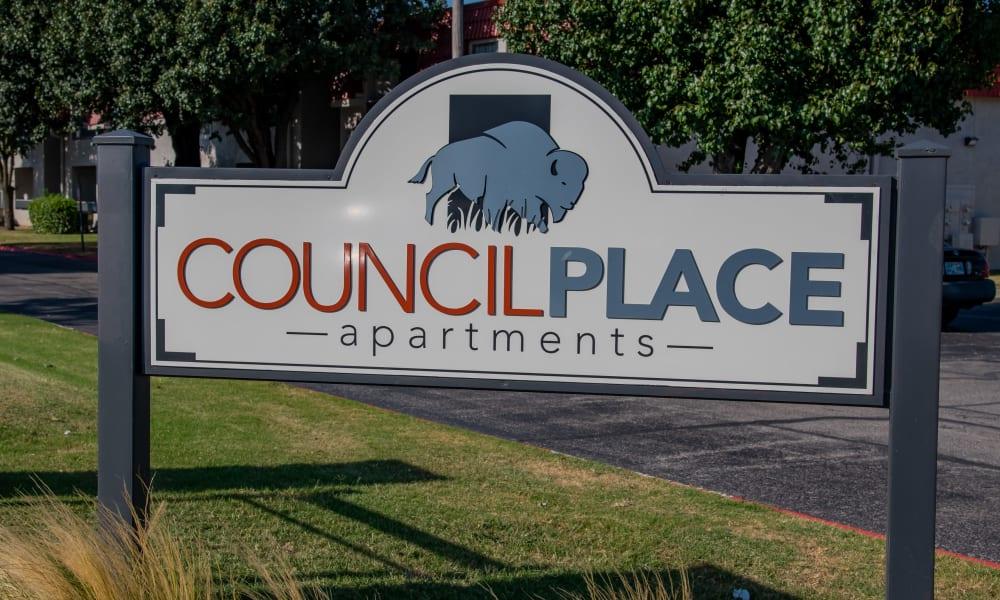 Council Place Apartments in Oklahoma City, Oklahoma