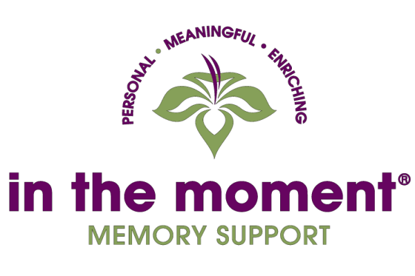 In The Moment Memory Support logo for Preston Greens in Lexington, Kentucky