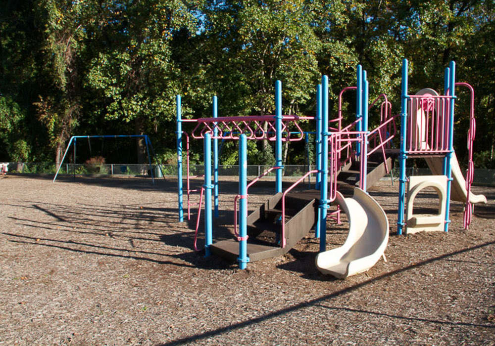 Great playground at Stonegate Apartments in Pennington Gap, Virginia