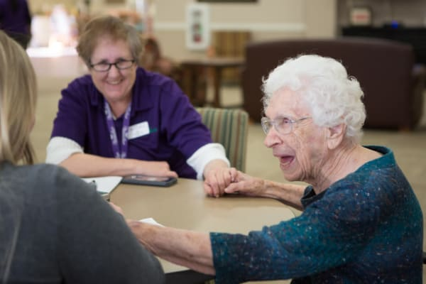 luxury awaits at FountainBrook Assisted Living & Memory Support
